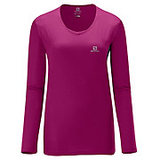 Salomon Womens Trail LS Tee AW13